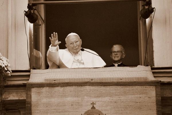 Jan Paweł II - ostatnia, ósma wizyta w Ojczyźnie, fot. T. Warczak