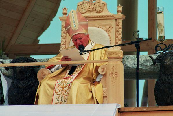 Jan Paweł II w Małopolsce, odcinek 3