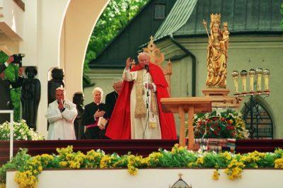 Jan Paweł II w Małopolsce, odcinek 20