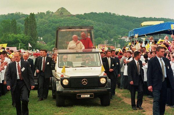 Jan Paweł II w Małopolsce, odcinek 19