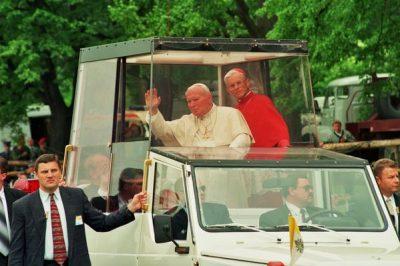 Jan Paweł II w Małopolsce odcinek 18