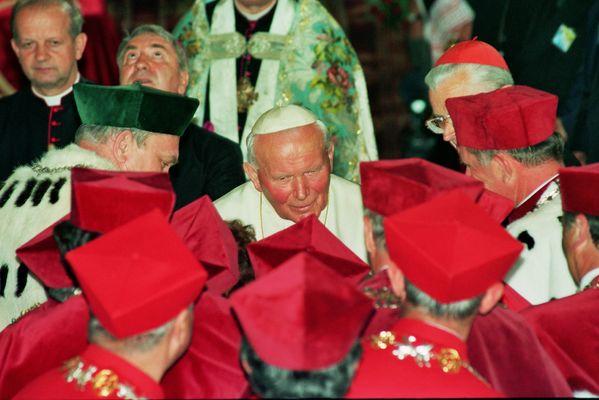 Jan Paweł II w Małopolsce, odcinek 15