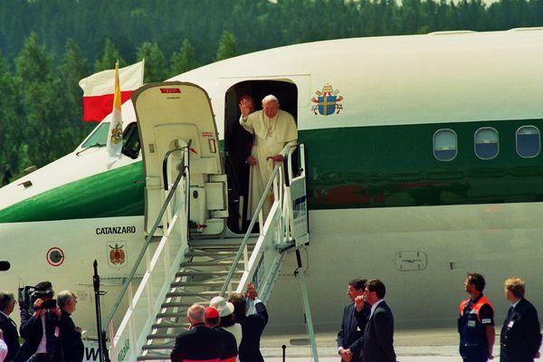 Jan Paweł II w Małopolsce, odcinek 1