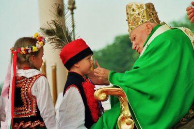 Jan Paweł II w Małopolsce, odcinek 2