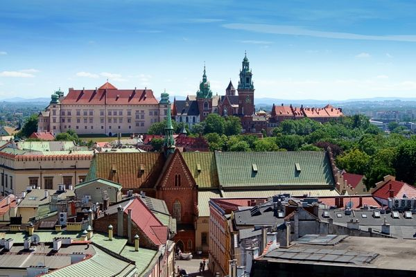 Mój Kraków, miasto mojego życia