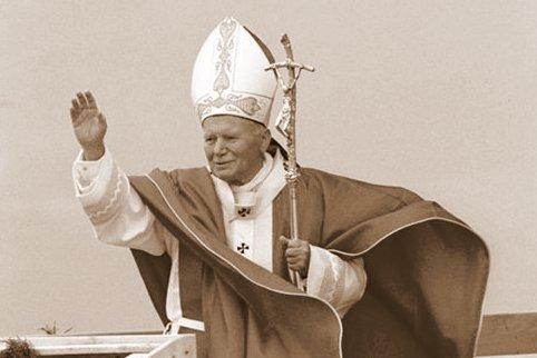 Jan Paweł II - piąta wizyta w Ojczyźnie, fot. PAP, Paweł Kopczyński