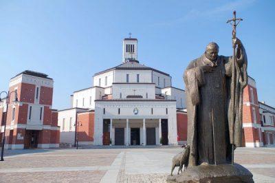 Kościół Górny – opis