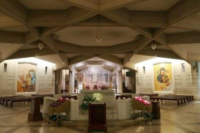Sanktuarium Św. Jana Pawła II – Kościół Relikwii