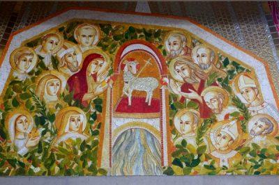 Nawa główna – Złota Jerozolima