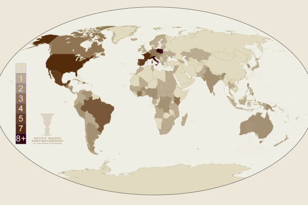 Pakistan, Filipiny, wyspa Guam, Japonia, USA (Alaska) 16 – 26 II 1981