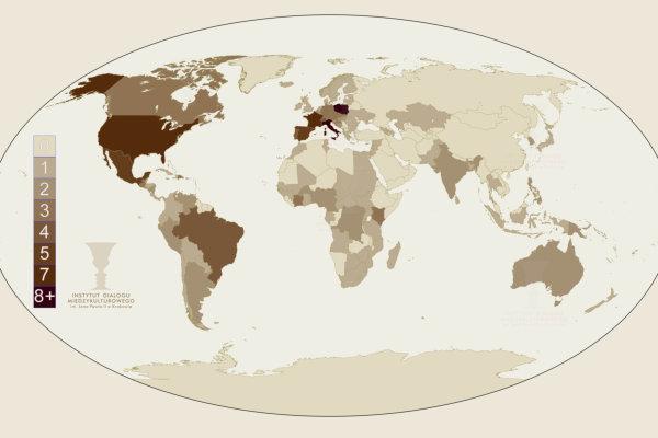 Kazachstan, Armenia 22 – 27 IX 2001