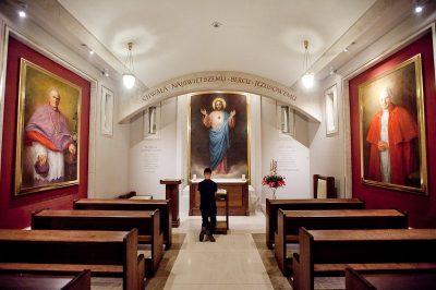Kaplica Najświętszego Serca Pana Jezusa