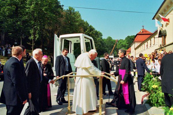 Multimedialny test o św. Janie Pawle II