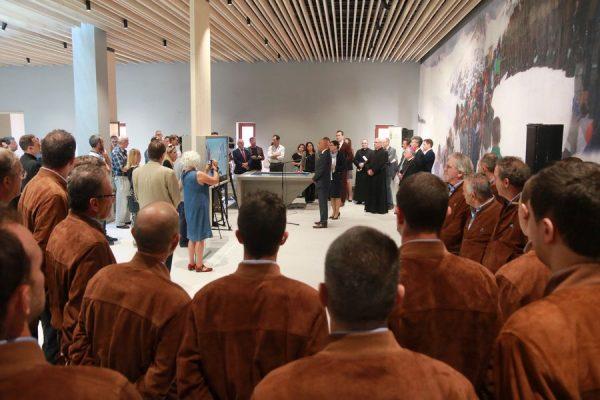"""Miłość do gór. Inauguracja wystawy – """"Karol Wojtyła Trentino"""""""