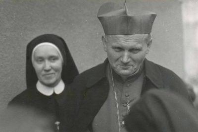 Biskup i kardynał Wojtyła
