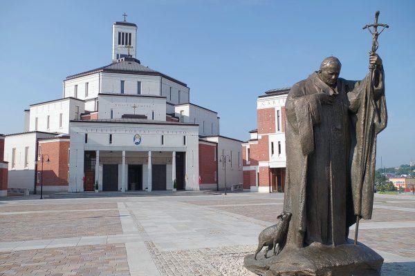 Obchody 40. rocznicy wyboru kard. Karola Wojtyły na Stolicę Piotrową w Sanktuarium Jana Pawła II