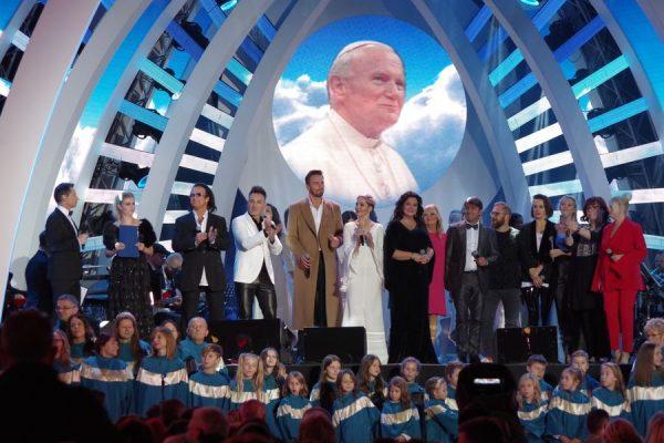 Koncert w 40. rocznicę wyboru Jana Pawła II