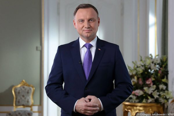 Prezydent Andrzej Duda: My, Polacy, zawdzięczamy Janowi Pawłowi II szczególnie wiele
