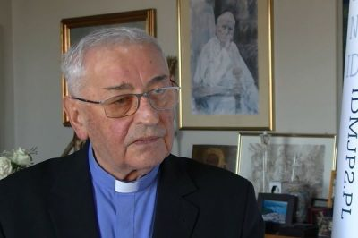 Wybór kard. Karola Wojtyły na papieża – wspomina bp Tadeusz Pieronek