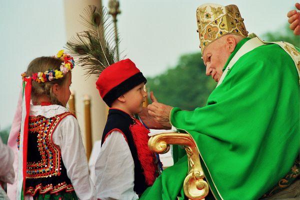 Dobry, święty człowiek – Jan Paweł II