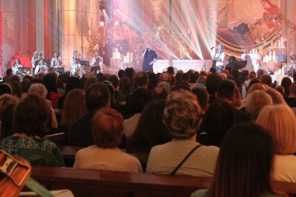 Urodzinowy koncert dla papieża