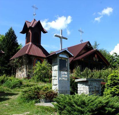 Rajd na Groń Św. Jana Pawła II – 22 maja 2019 r.