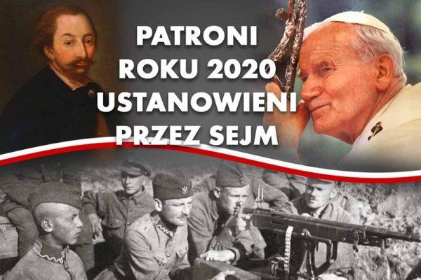 Św. Jan Paweł II patronem roku 2020