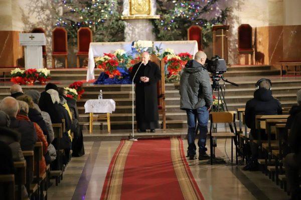 Abp Marek Jędraszewski o św. Janie Pawle II: Przyciągał ludzi do Chrystusa, by odkryli swą godność Bożych dzieci