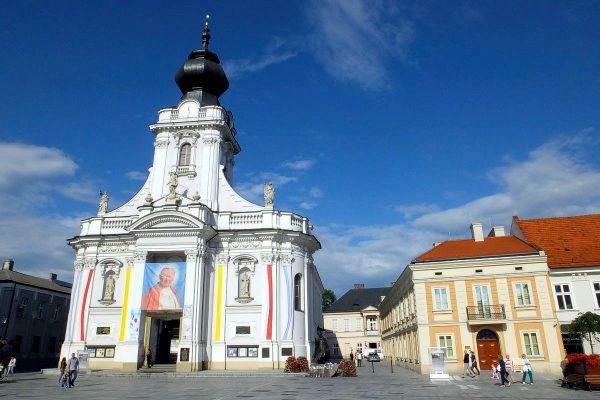 Obchody setnej rocznicy urodzin Jana Pawła II w Wadowicach przeniesione na październik