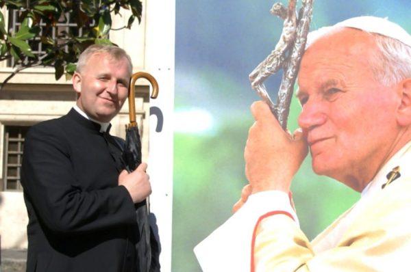 Biskup nominat Grzegorz Suchodolski: Św. Jan Paweł II to był papież mojego powołania
