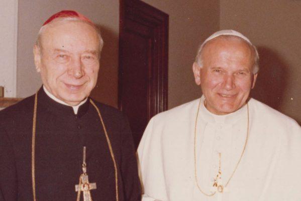 Św. Jan Paweł II i kard. Stefan Wyszyński – posłańcami paschalnej nadziei