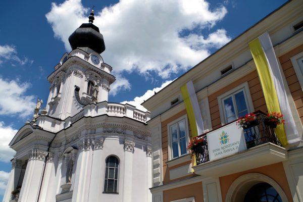 Wadowickie muzeum poświęcone Janowi Pawłowi II zaprasza online