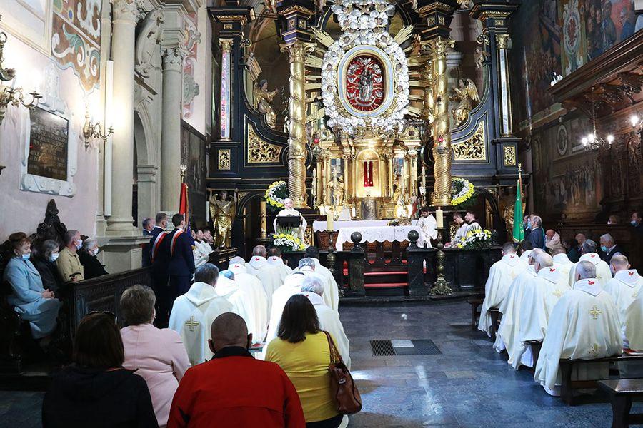 Dziękczynienie za życie i pontyfikat Świętego Pielgrzyma kalwaryjskiego
