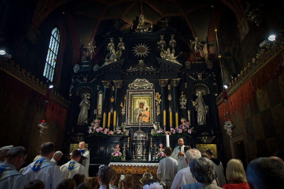 Jasna Góra jeszcze raz dziękuje za ocalenie Jana Pawła II z zamachu