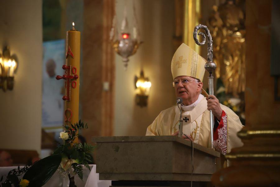 Msza św. z okazji 100-lecia urodzin Karola Wojtyły: Wadowice stały się w życiu św. Jana Pawła II przedziwnym odbiciem Nazaretu