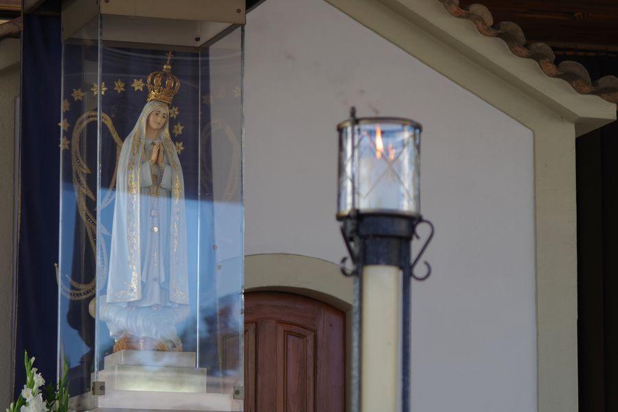 """""""Składam moje cierpienie w ofierze za Kościół i świat. Tobie, Maryjo, powtarzam: +Totus Tuus ego sum+"""""""