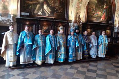 Abp Popowicz: Dziękujemy za dar życia i posługę św. Jana Pawła II