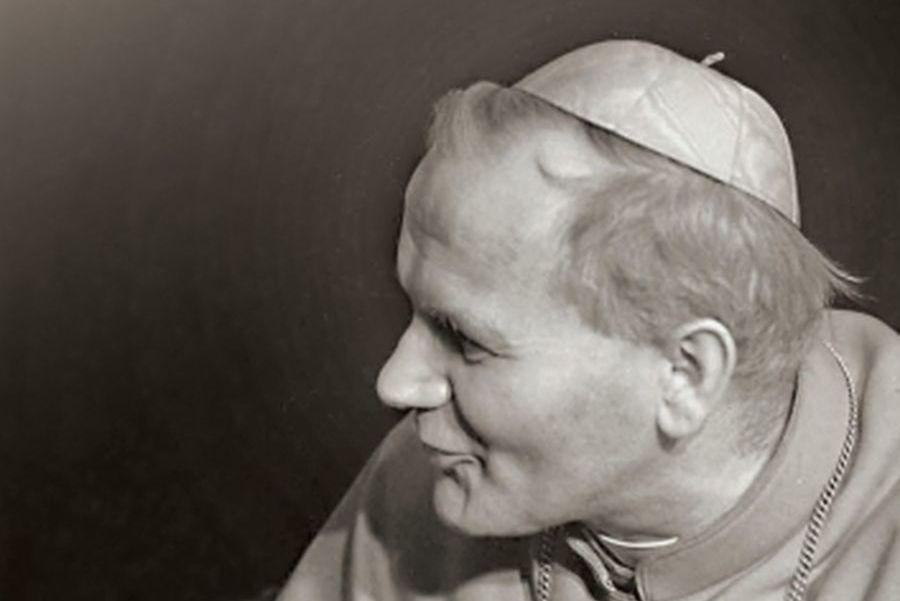 Biskup Wojtyła zawsze pomagał