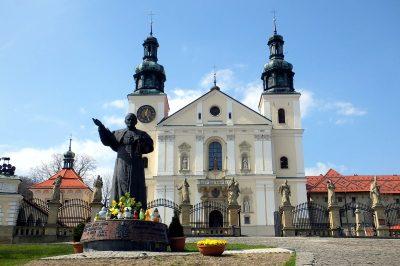 Święty Jan Paweł II patronem Kalwarii Zebrzydowskiej