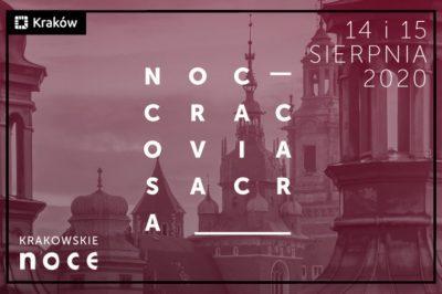 Noc Cracovia Sacra 2020 w hołdzie św. Janowi Pawłowi II