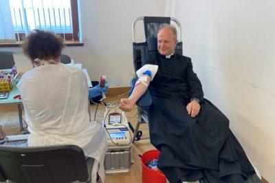 100 litrów krwi na 100-lecie urodzin św. Jana Pawła II