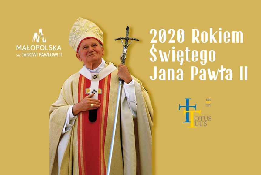 2020 Rokiem Świętego Jana Pawła II