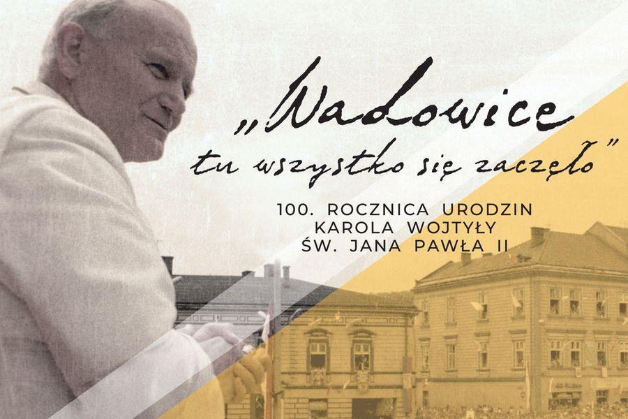 Wadowice: Wyjątkowy koncert upamiętniający 100. rocznicę urodzin Karola Wojtyły