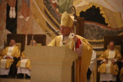Abp Marek Jędraszewski na zakończenie XV Dni Jana Pawła II: Papież uczy nas poznawania Chrystusa, abyśmy tę lekcję w pokorze przekazywali kolejnym pokoleniom