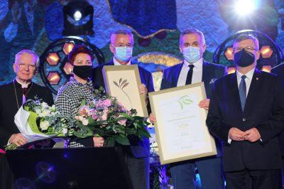 Szpital Uniwersytecki w Krakowie laureatem nagrody Veritatis Splendor