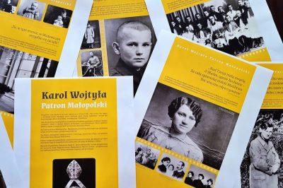 Pierwsza wystawa o św. Janie Pawle II – patronie Małopolski