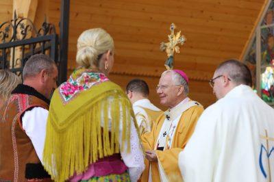 Św. Jan Paweł II patronem Powiatu Tatrzańskiego
